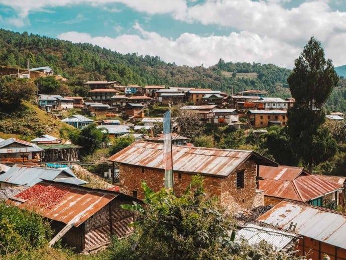 Namsu Village Arunachal Pradesh