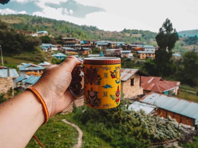 Namshu Village Chai