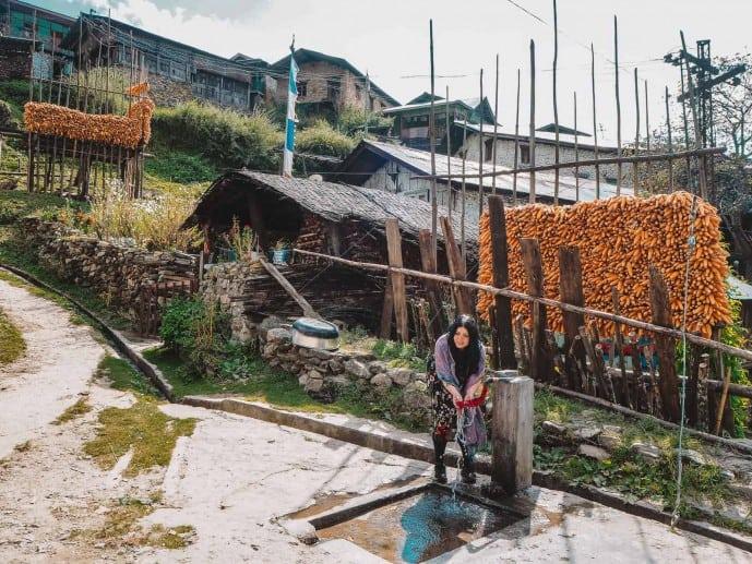 Namshu Village | Things to do in Namsu Village