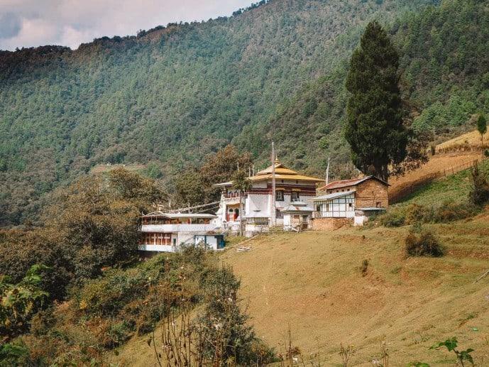 Another Namshu Monastery, Trashi Rabten Gompa
