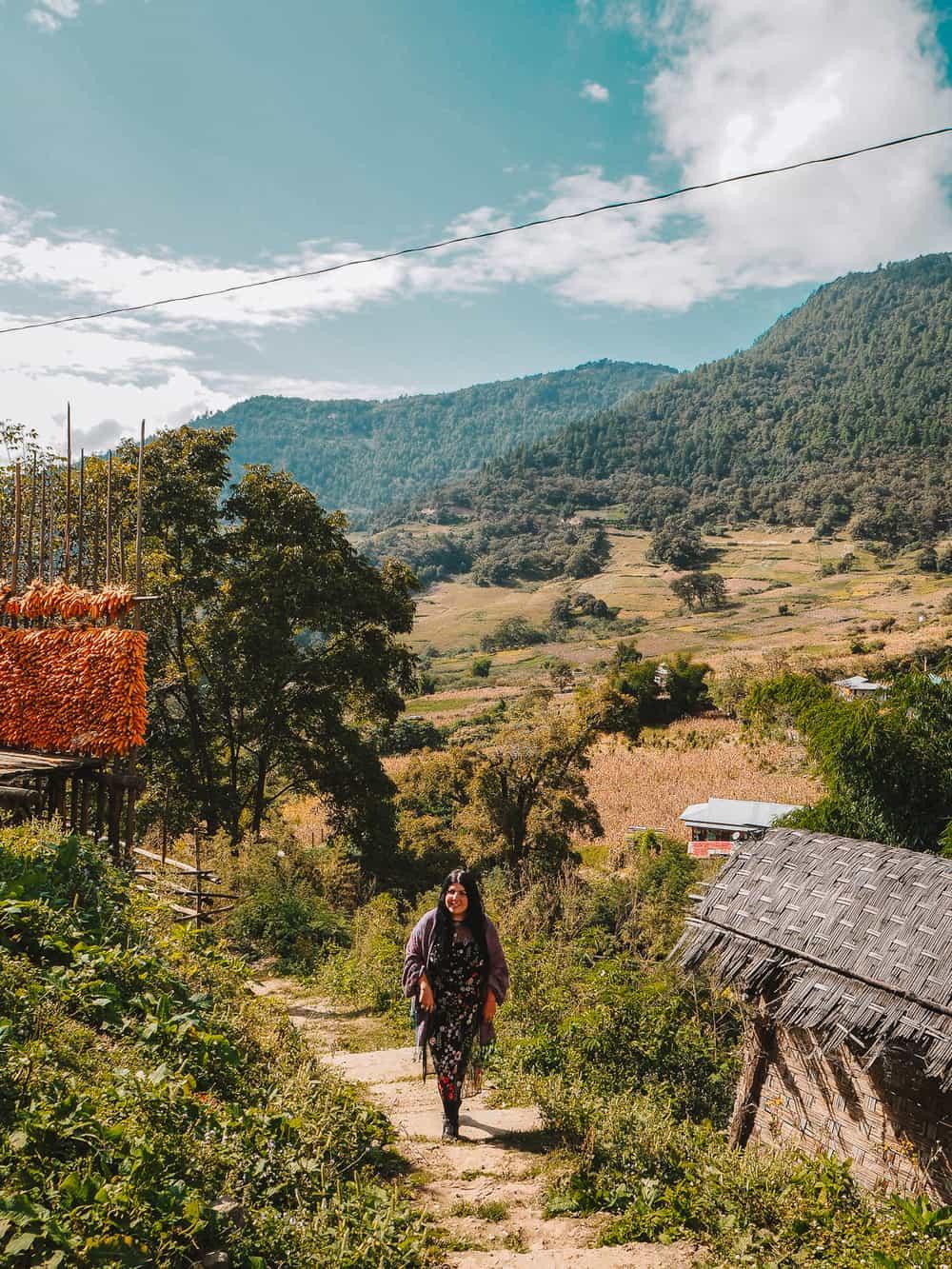 Namshu Village Arunachal Pradesh