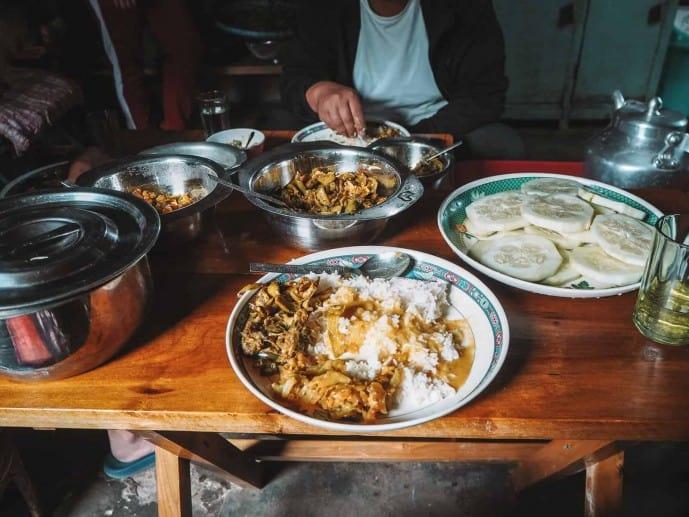 Namshu Food