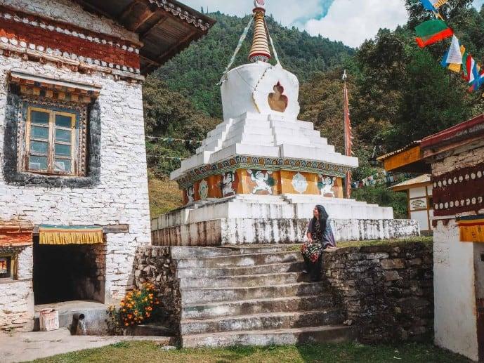 Places to visit Namshu Village travel guide