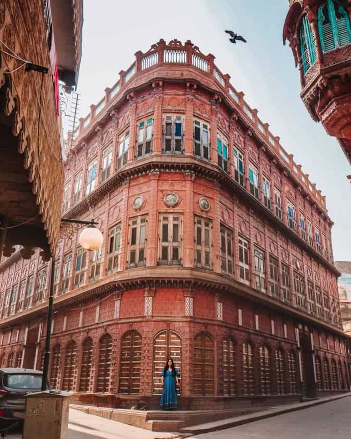 Rampuria Haveli Bikaner | Places to visit in Bikaner