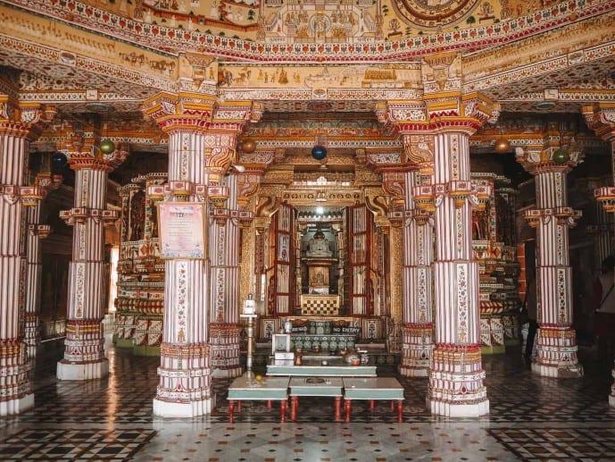 Bhanda Shana Jain Temple