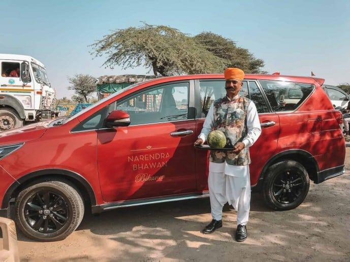 Narendra Bhawan Bikaner day tours