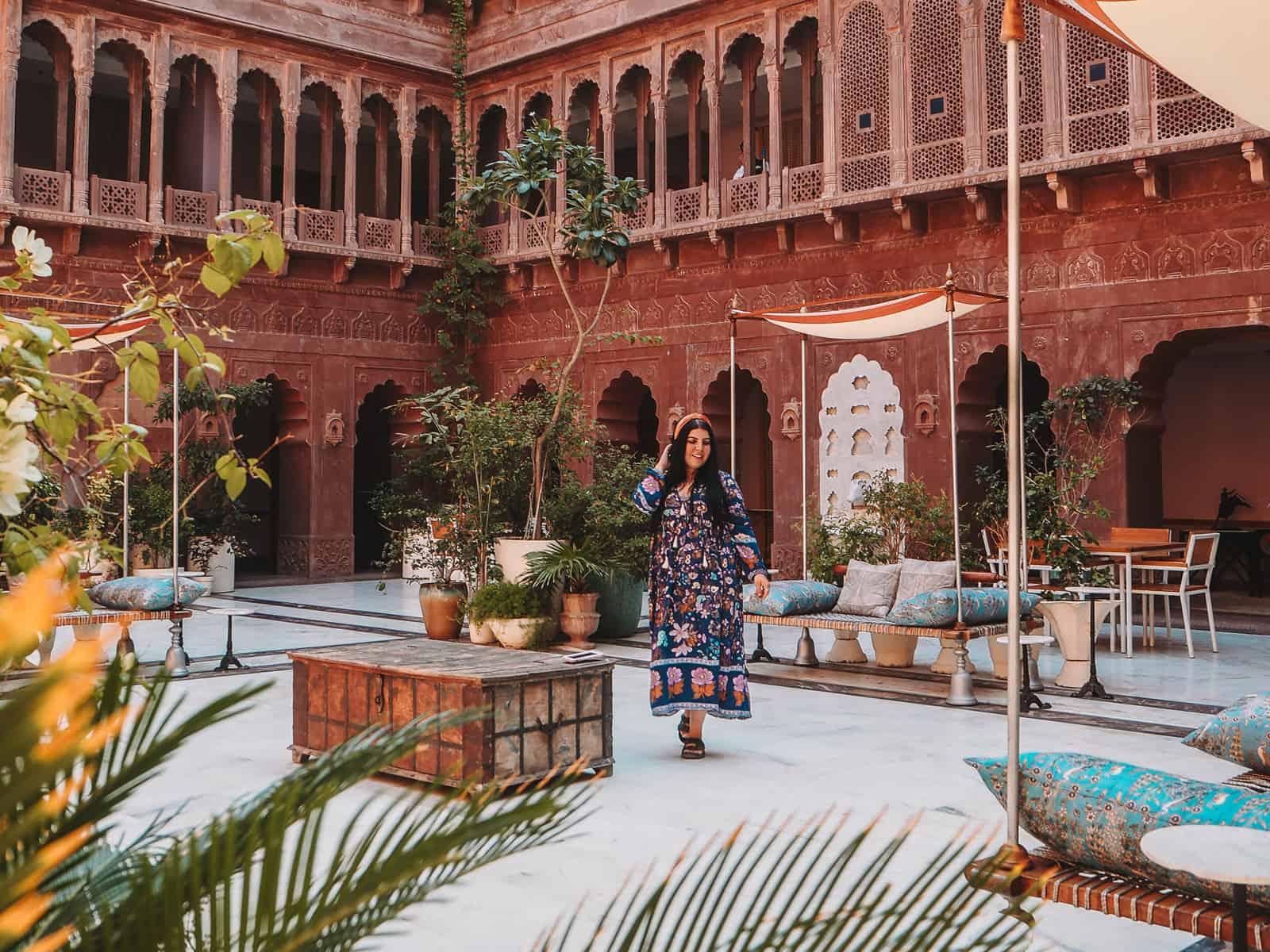 Narendra Bhawan Bikaner Review | Best Hotels in Bikaner | Best places to stay in Bikaner