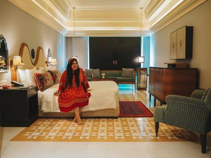 Narendra Bhawan Bikaner Rooms Review - Best hotel in Bikaner