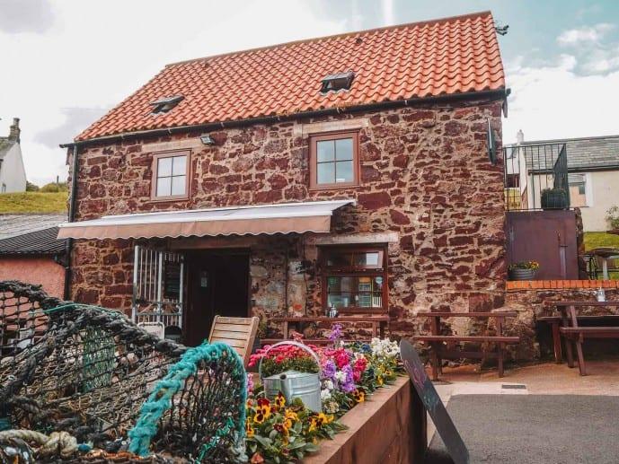 St Ebbcarr's Cafe st abbs