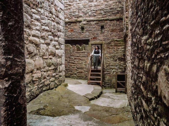 Craigmillar Castle Outlander