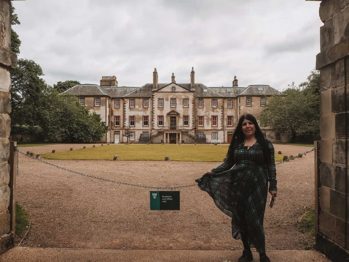 Newhailes House Outlander