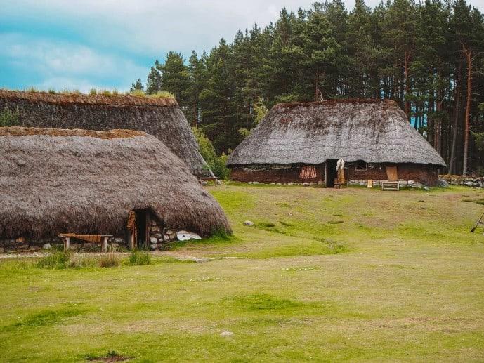 The Highland Folk Museum Outlander