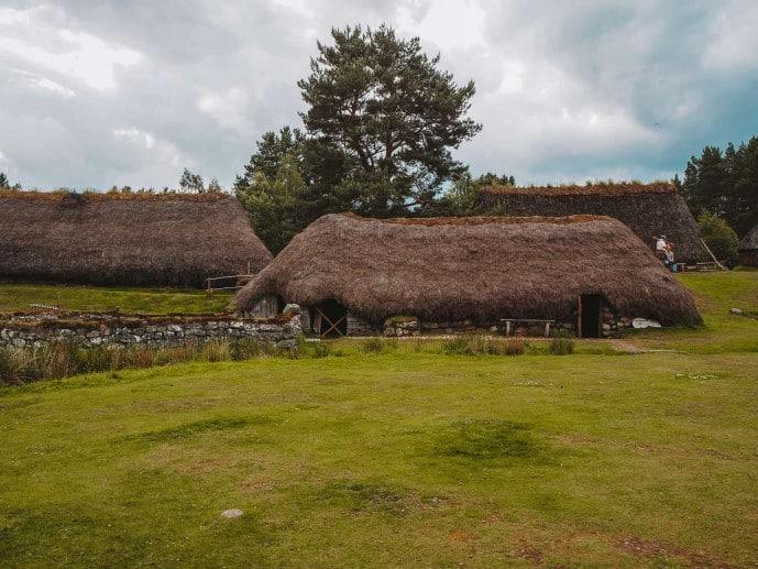 Highland Folk Museum Outlander location