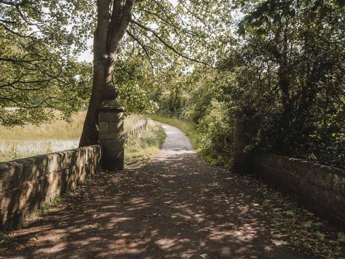 Pollok Country Park Outlander