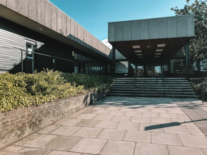 University of Stirling Pathfoot Building
