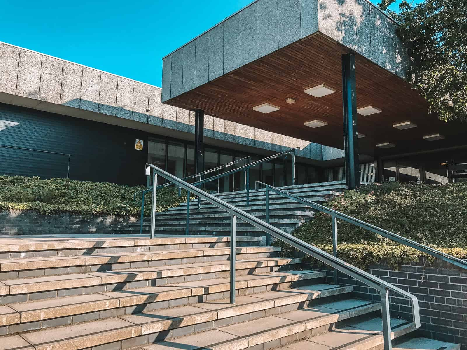 University of Stirling Outlander Pathfoot Building