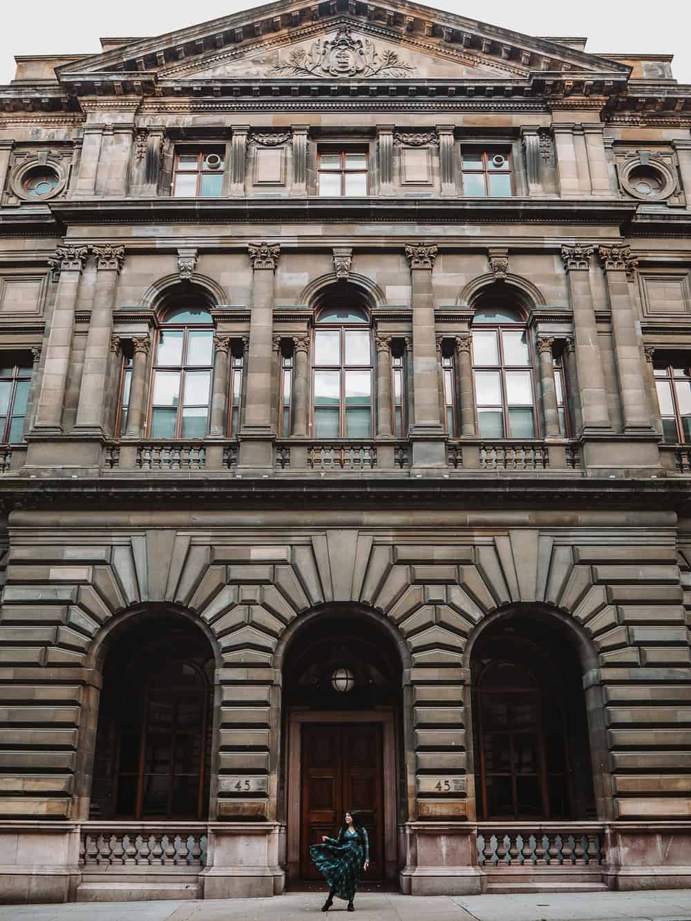 George Square Glasgow Outlander | Outlander locations in Glasgow