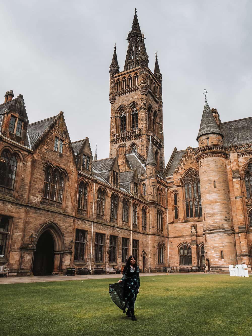 University of Glasgow History