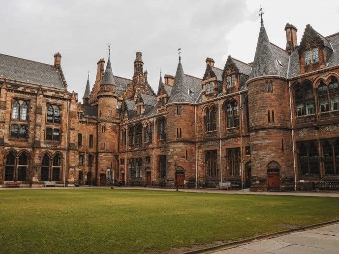 The University of Glasgow tours