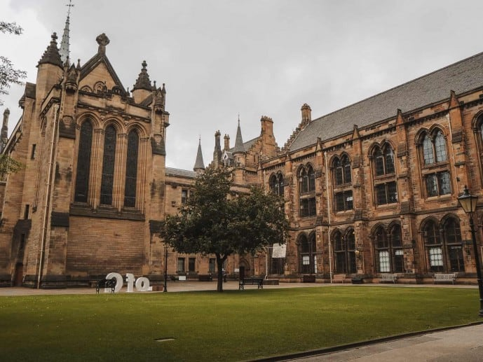 University of Glasgow Cathedral