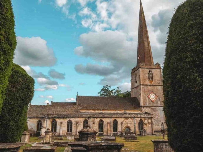 St Mary's Church Painswick