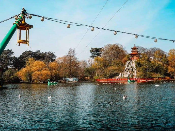 Things to do in Peasholm Park