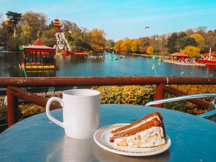 Peasholm Park Cafe