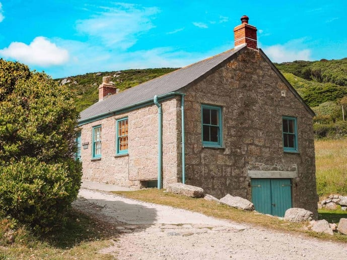 St Aubyn Estates Cottages Porthgwarra Accomodation