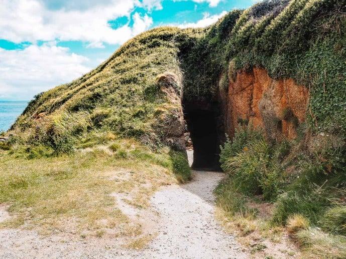 Porthgwarra Tunnel