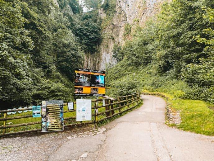 Peaks Cavern Castleton