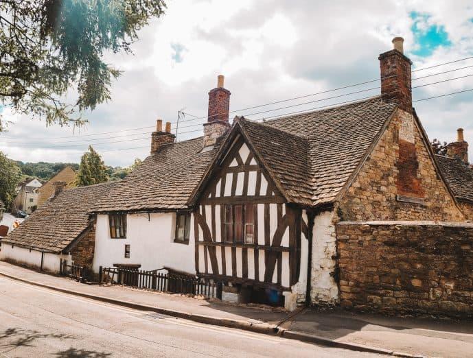The Ancient Ram Inn Wotton-under-Edge