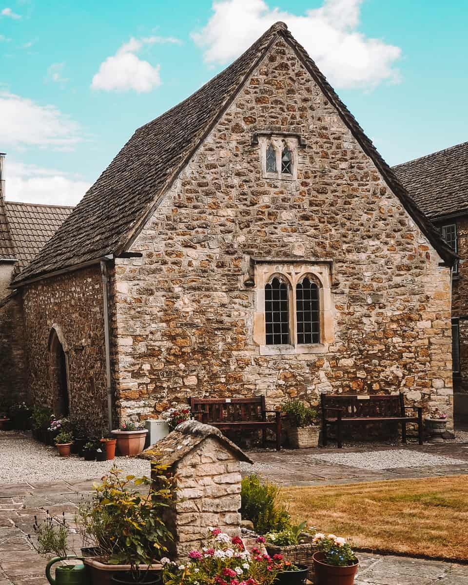 Perry and Dawes Almshouses Chapel