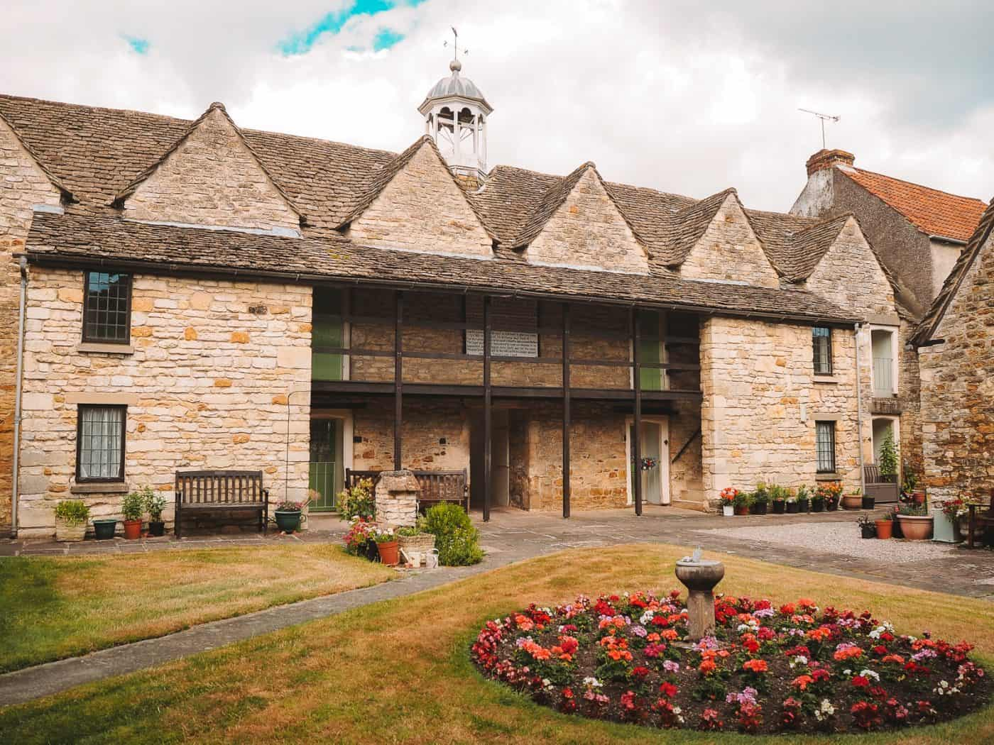 Perry and Dawes Almshouses Wotton under Edge