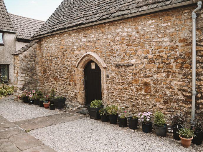 Perry & Dawes Almshouses chapel wotton under edge