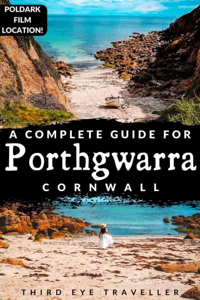 Porthgwarra Beach | Porthgwarra Poldark Cornwall