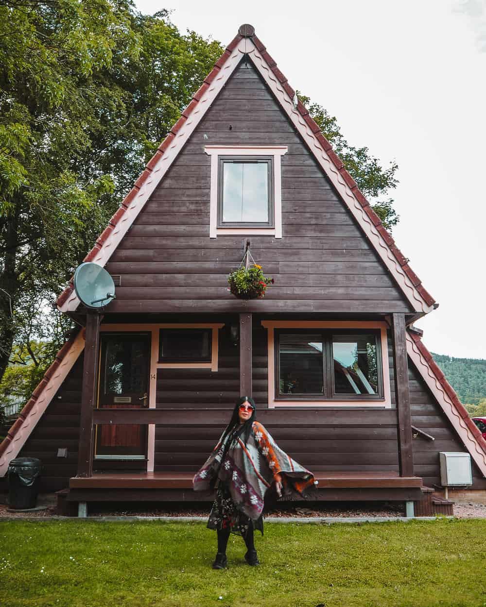 River Edge Lodges Outlander