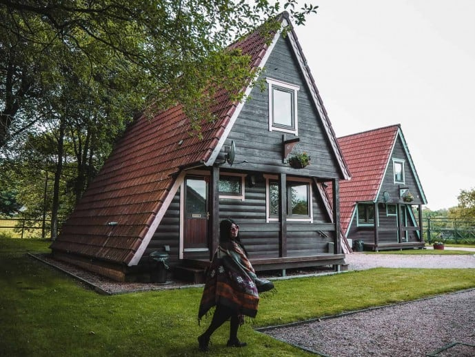 River Edge Lodges Outlander