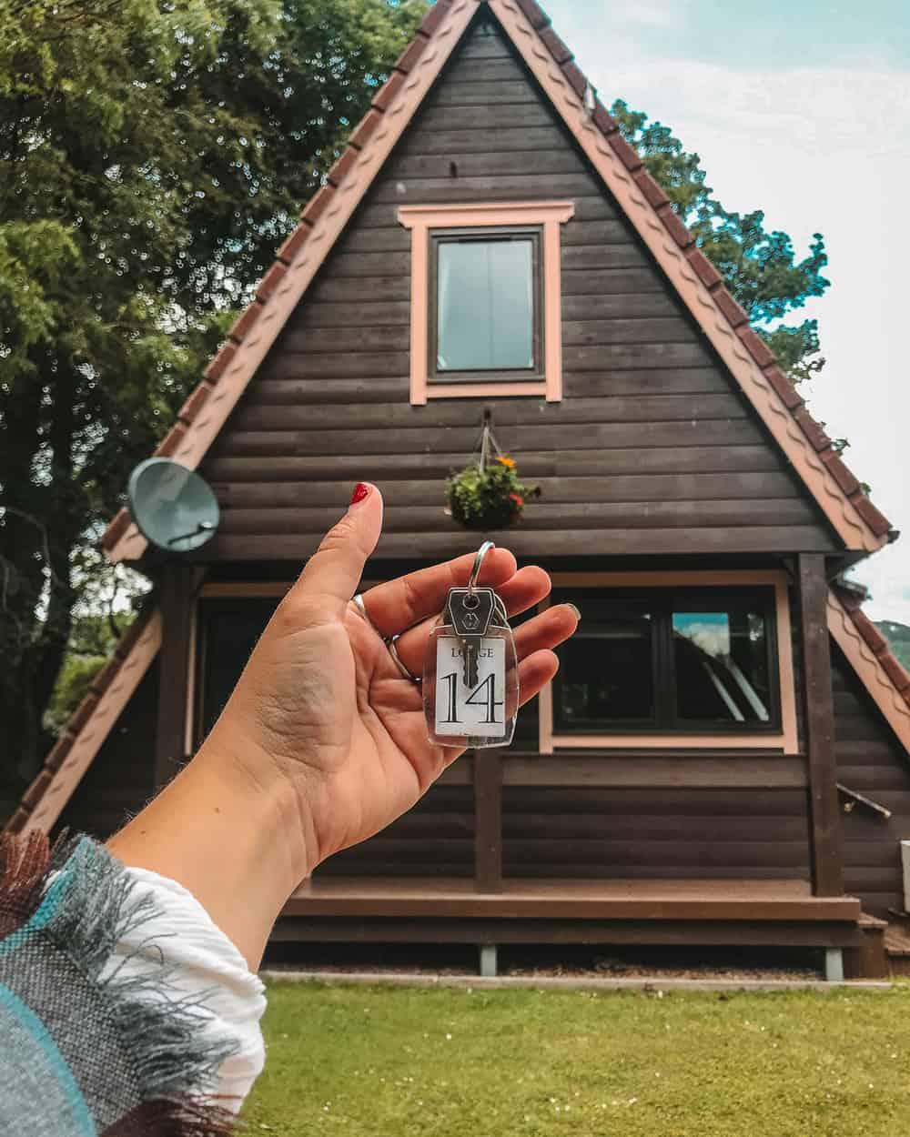 River Edge Lodges Outlander location