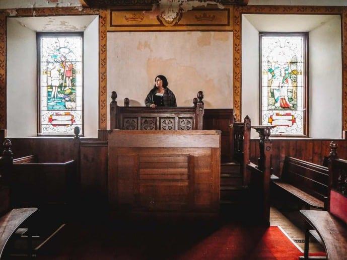 Tibbermore Church Outlander