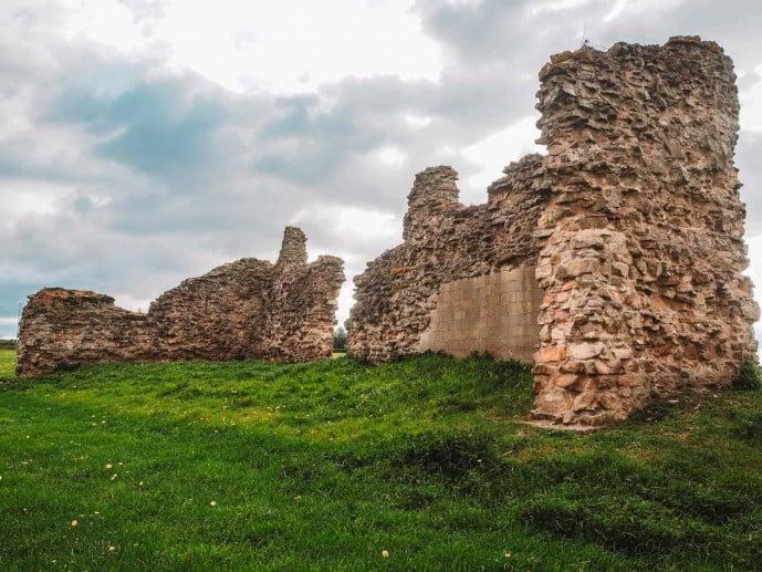 King John's Palace | Robin Hood Trail