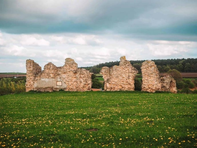 King John's Palace, King's Clipstone | Robin Hood Trail | Kings houses