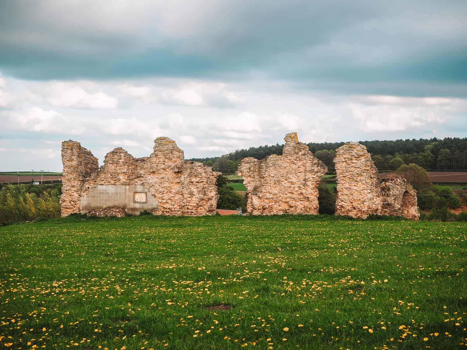 King John's Palace, King's Clipstone | Robin Hood Trail | Kings houses
