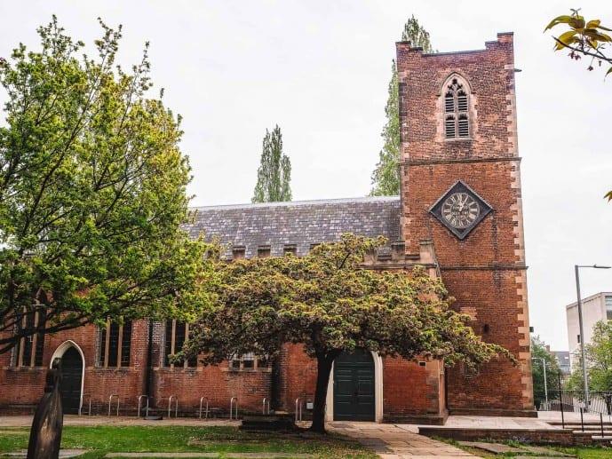 St Nicholas Church Nottingham