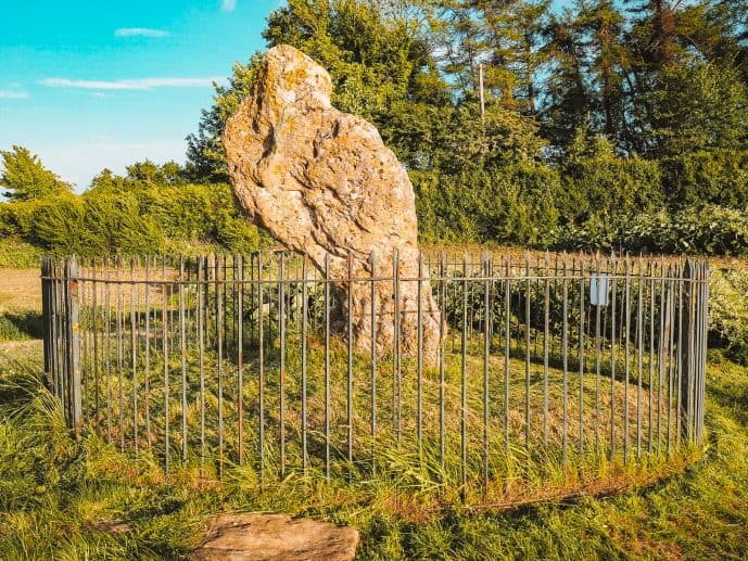 The King's Stone Rollright Stones