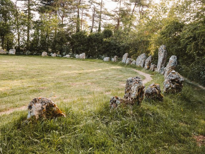 The Rollright Stones Circle
