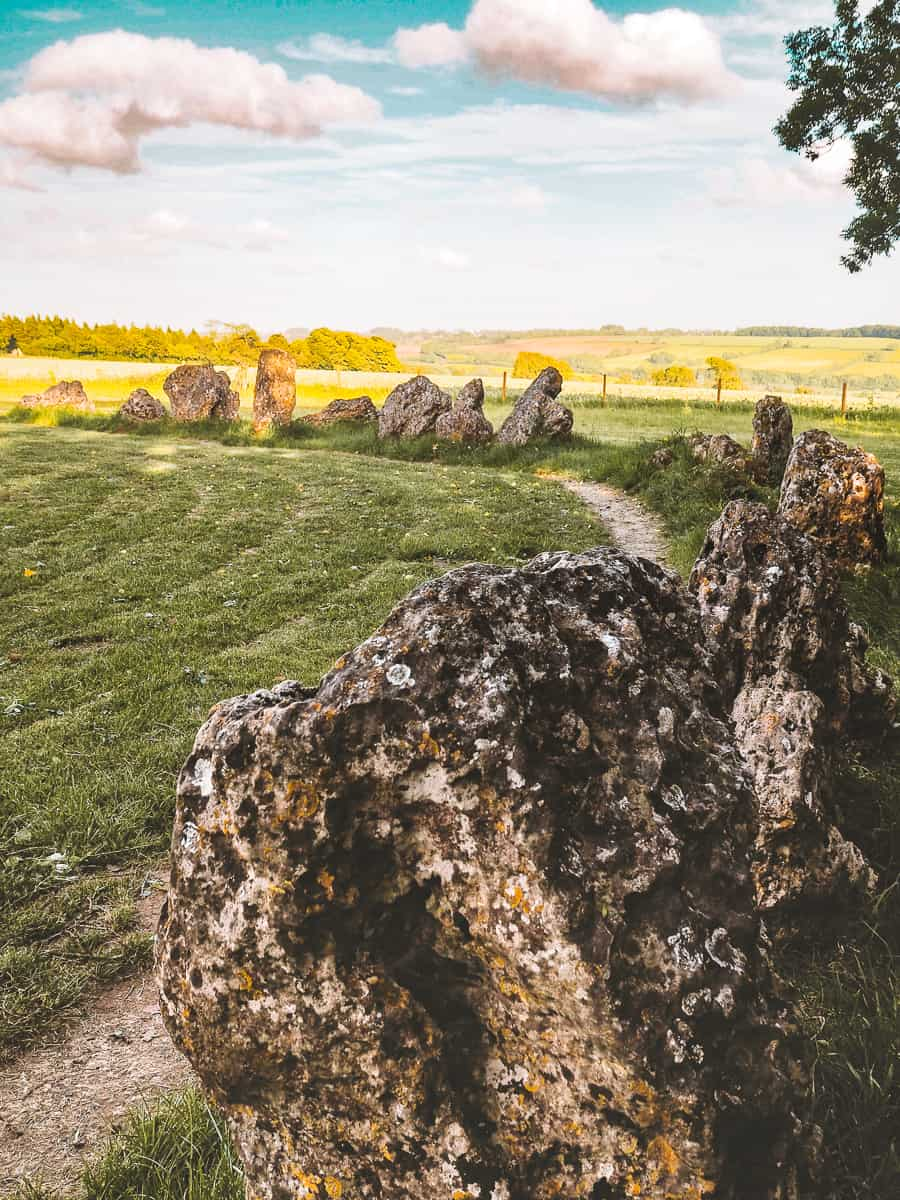 King's Men Stone Circle Rollright Stones