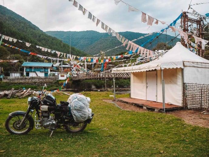 Letro Home Stay Sangti Valley