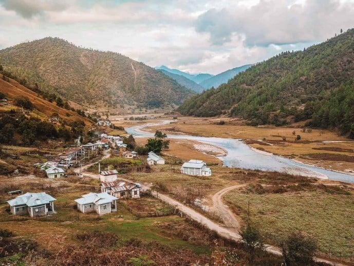 Sangti Valley Arunachal Pradesh