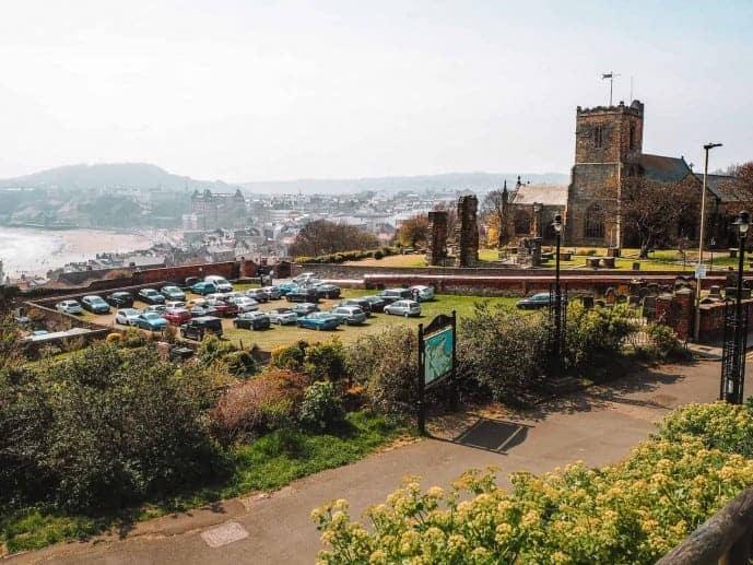 Scarborough Castle Parking