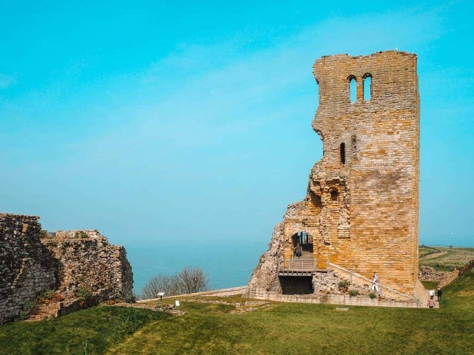 Scarborough Castle Tower